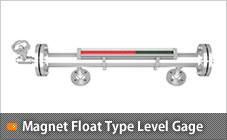 Magnet Float Type Level Gage